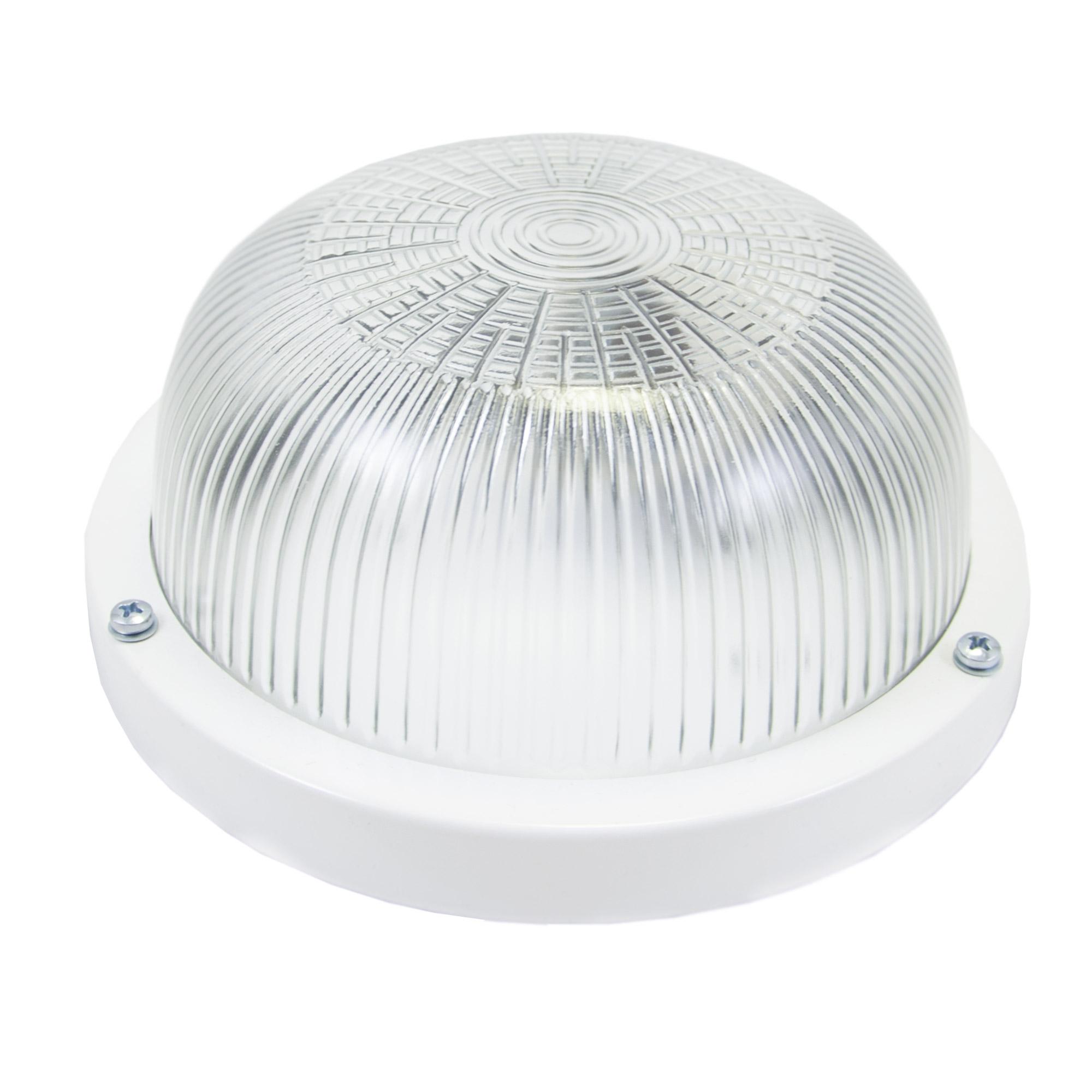 Настенно-потолочный светильник ВЛАДАСВЕТ Луна 1 (прозрачный), E27, 60 Вт