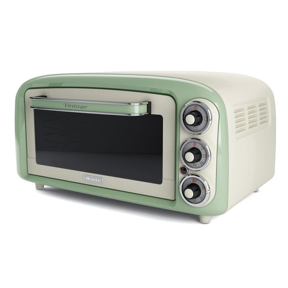 Мини-печь ARIETE VINTAGE 979/04, зеленый недорго, оригинальная цена