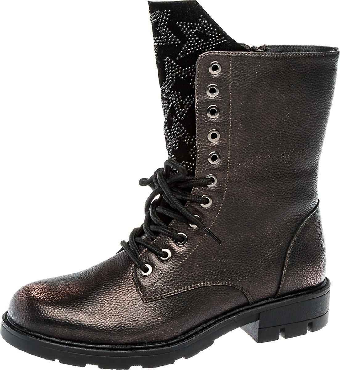 Ботинки Keddo ботинки для девочки keddo цвет кэмел 588127 12 01 размер 33