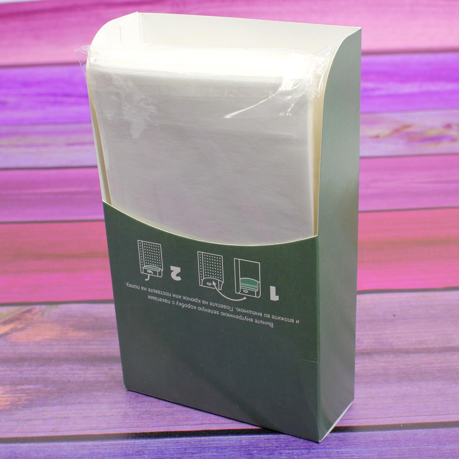 Фильтр для заваривания чая Чистая чашка Пакеты 9х15 см, 100 шт чистая чашка
