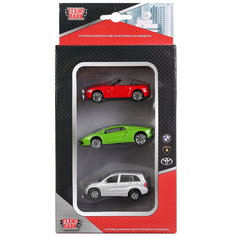 Игровой набор Технопарк TOP825 гаражи и игровые наборы технопарк игровой набор технопарк парковка спецслужб со спуском
