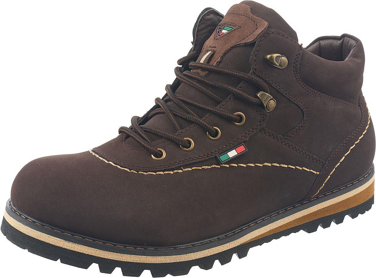 Ботинки мужские Marko, цвет: темно-коричневый. 822095. Размер 44822095