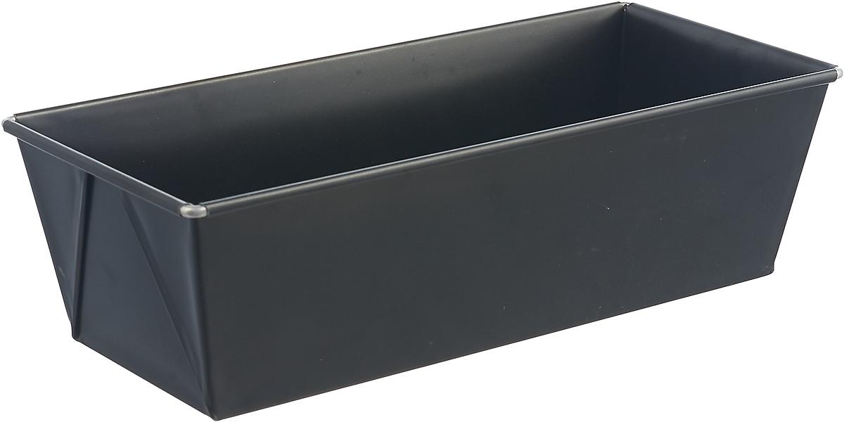 Форма для выпечки Tramontina, 22.06.25, черный форма для выпечки metaltex разборная со вставкой для кекса 22 06 13 черный диаметр 24 см