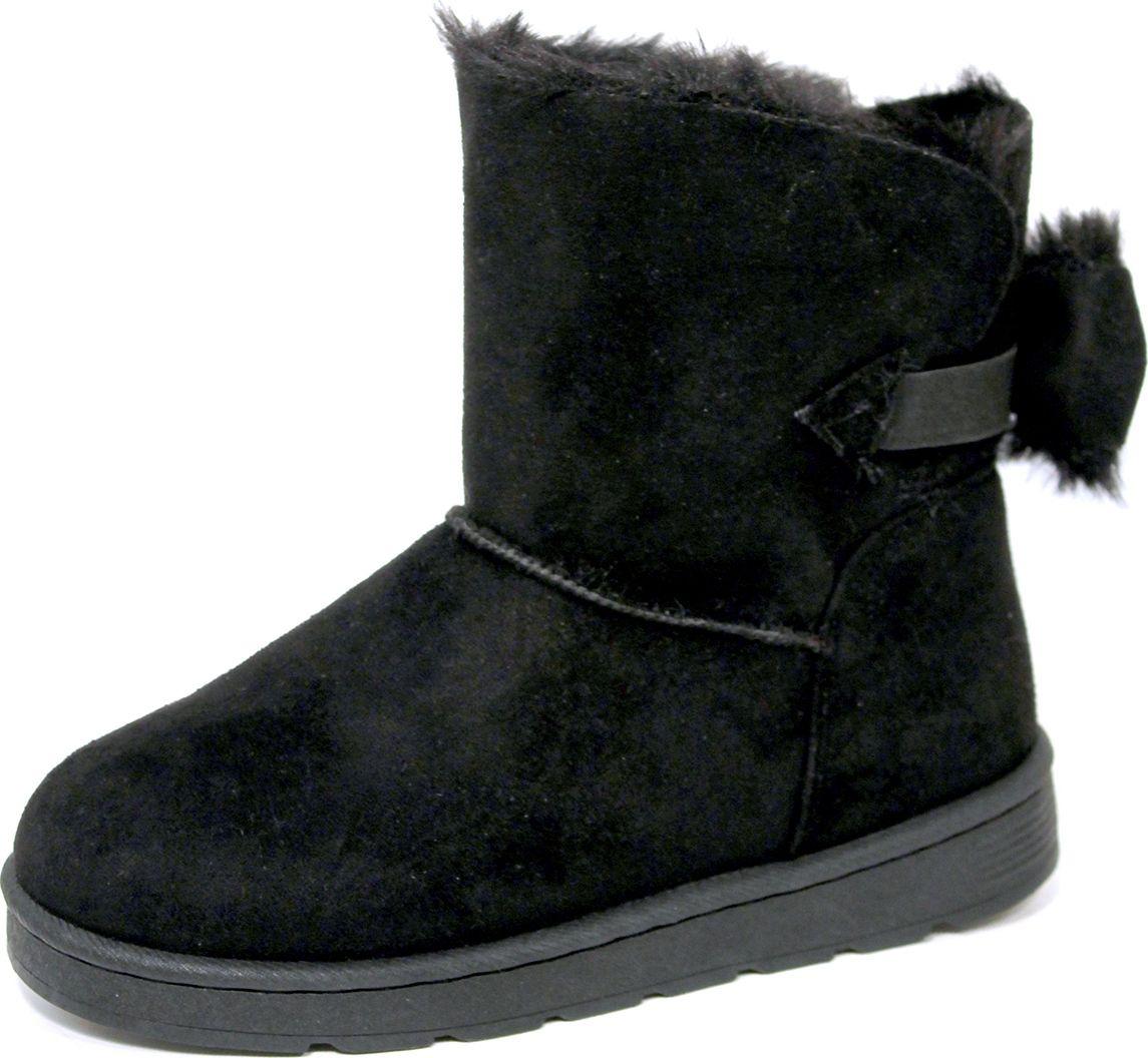 Ботинки женские TopLand, цвет: черный. 2352-PB85965B. Размер 402352-PB85965B