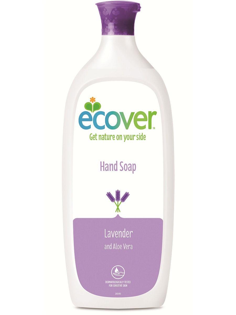 Жидкое мыло для мытья рук Лаванда Ecover 5269 1л