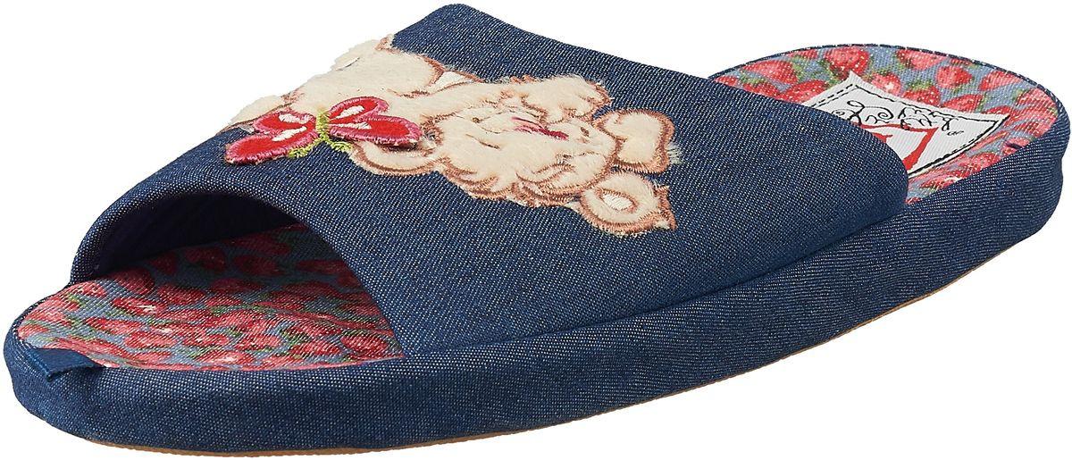 Тапочки Lucky Land тапочки женские lucky land цвет голубой 3072w asc w размер 36