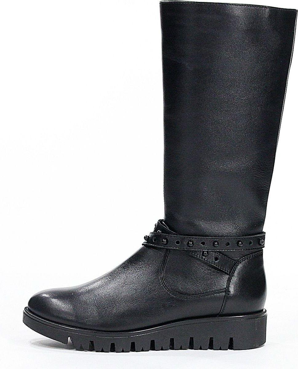 Сапоги для девочки San Marko, цвет: черный. 069203. Размер 36069203
