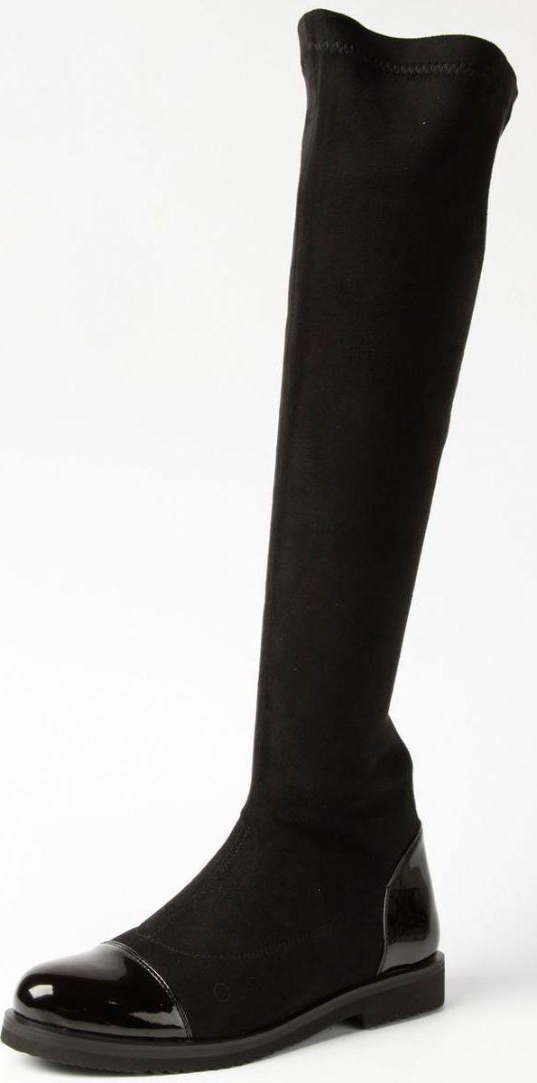 Ботфорты VelVet ботфорты женские velvet цвет зеленый 970 05 rta 07 cbm размер 36