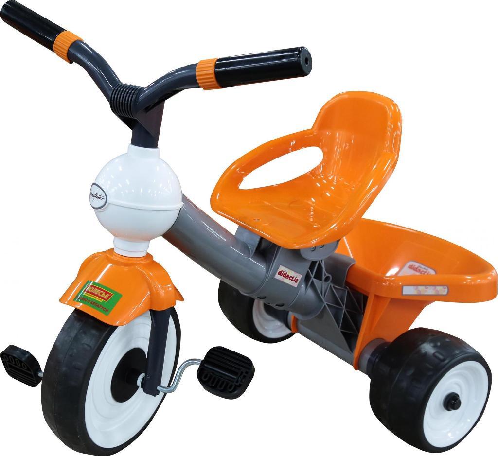 Велосипед Coloma Y Pastor Дидактик №2 велосипед с родительским контролем coloma y pastor дидактик 3 46406 pls