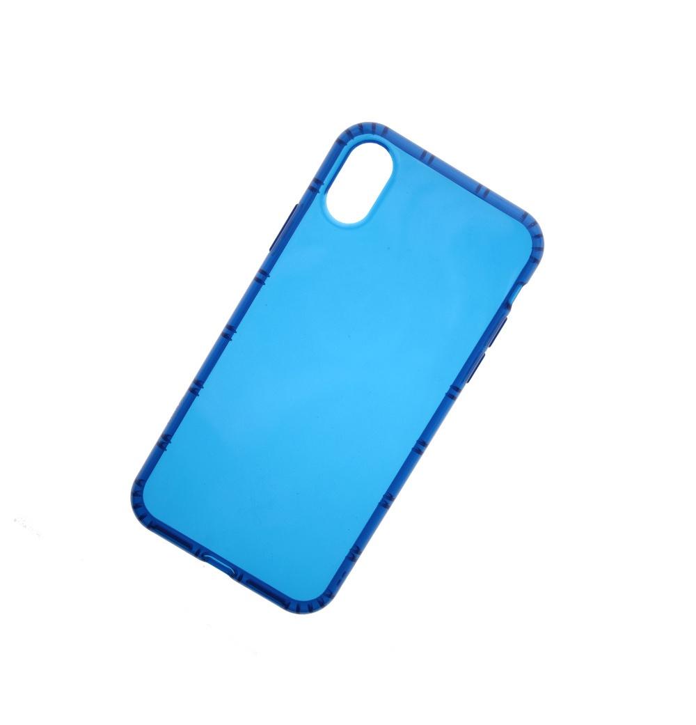 Чехол для сотового телефона Philo Airshock IPhone X caterpillar active signature противоударный чехол для iphone 6