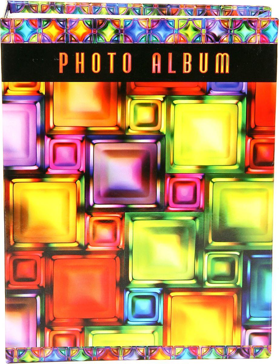 Фотоальбом Pioneer Mozaic 2, 59705 LM-4R100, фото 10 х 15 см фотоальбом pioneer stretch of imagination цвет синий 500 фото 10 х 15 см