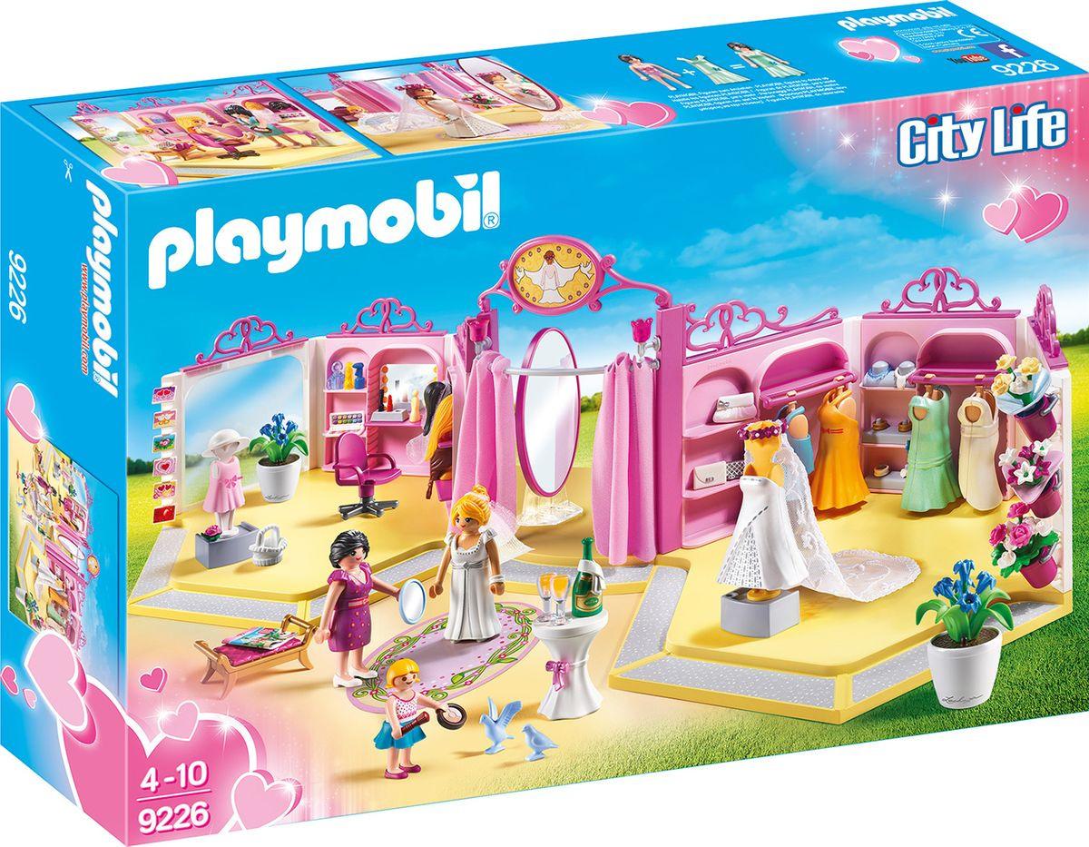 Пластиковый конструктор Playmobil Свадебный магазин, 9226pm