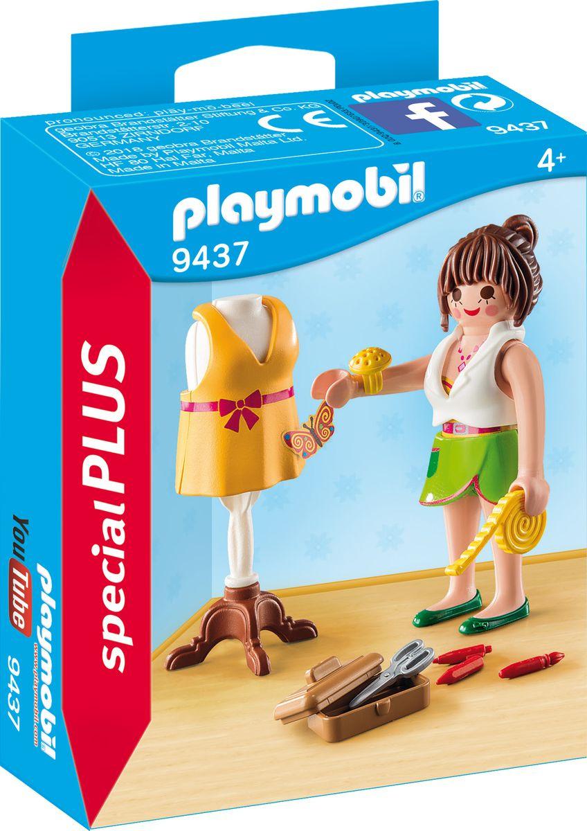 Пластиковый конструктор Playmobil Фигурки Модельер, 9437pm9437pmДевушка-модельер сошьет вам самое элегантное платье. Для этого у нее есть много разных принадлежностей.В наборе: фигурка девушки-модельера. Аксессуары: манекен, сундучок, лента, игольница, ножницы, 6 портных инструментов, наклейки. Руки/ноги/голова фигурки подвижные, в руках можно размещать аксессуары, которые легко фиксируются в пазы. Посещение опытного модельера никого не оставит равнодушным. Девушка сошьет вам самую модную одежду. У нее для этого есть все инструменты: измерительная лента, карандаши, ножницы и прочее. Все это хранится в удобном сундучке. В наборе имеются наклейки: разные пояски и броши. Применив фантазию, с их помощью можно создавать разные интересные модели платьев.