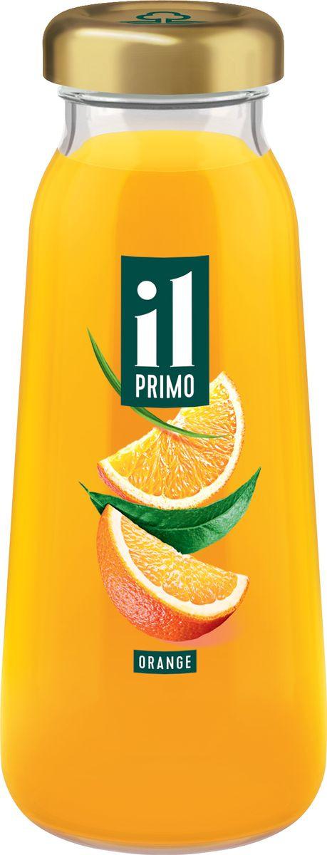 Сок апельсиновый Il Primo восстановленный, 8 шт по 200 мл сок мультифруктовый il primo восстановленный 8 шт по 200 мл