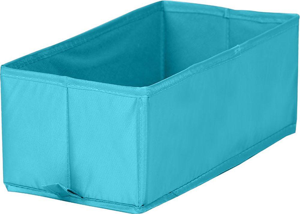 Коробка для хранения Handy Home, UC-03, голубой, 44 х 27 х 16 смUC-03-blueКороб для хранения, Д270 Ш440 В160, цвета в ассортименте