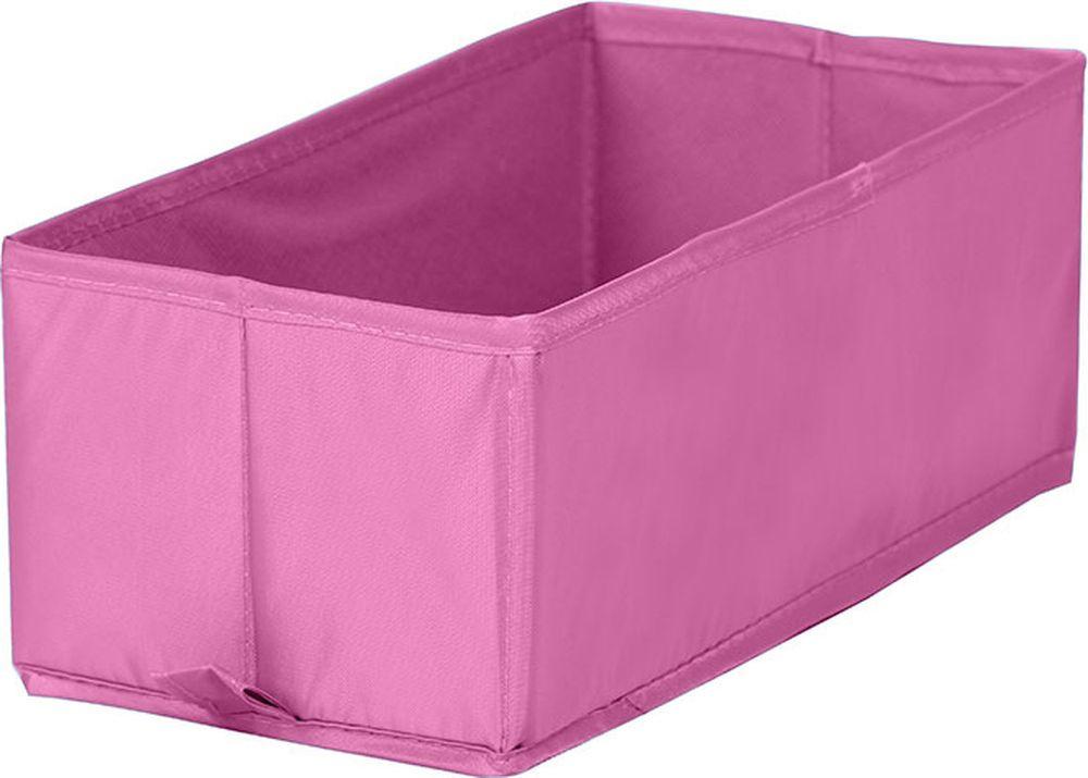 чехол для одежды handy home лен uc 25 60х100 см Коробка для хранения Handy Home, UC-03, розовый, 44 х 16 х 27 см