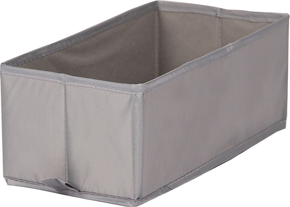 Коробка для хранения Handy Home, UC-03, серый, 27 х 44 16 см