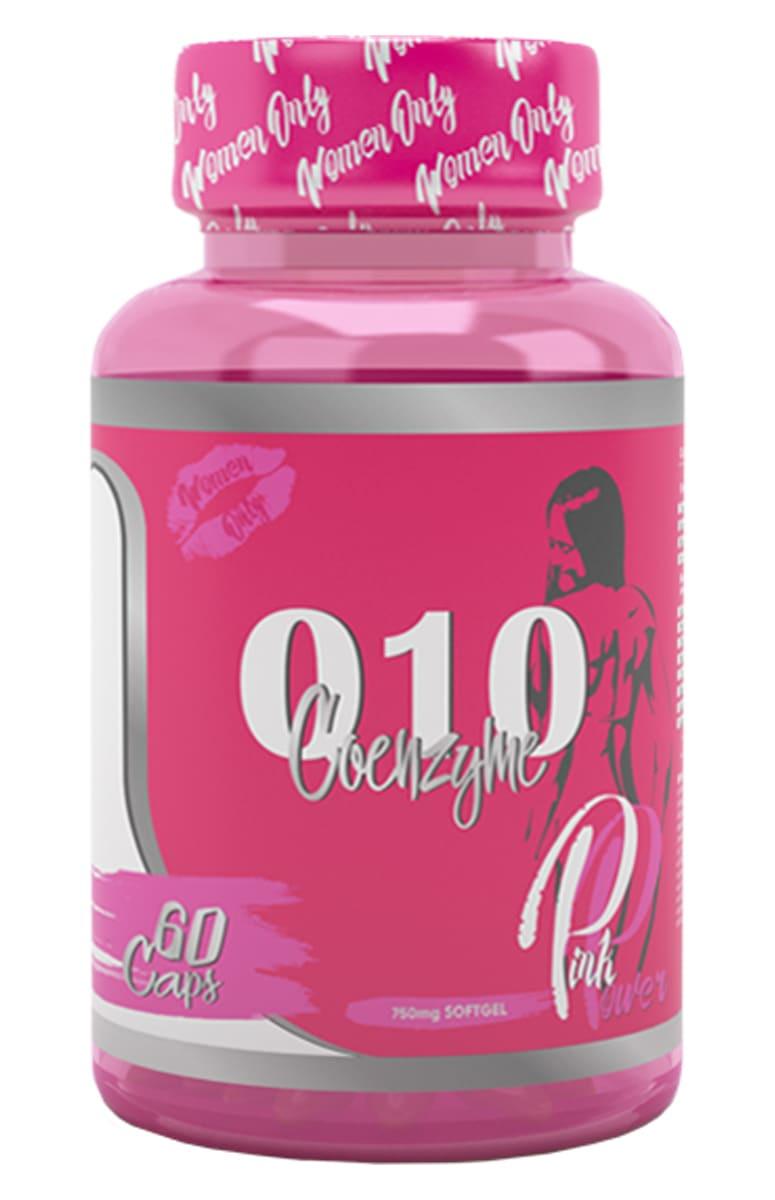 PinkPower Q10, 60 капсул цена и фото