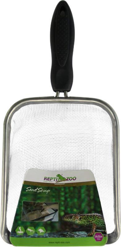 Комплект аксессуаров для аквариума Laguna Repti-Zoo совок для песка, 14 х 30 см