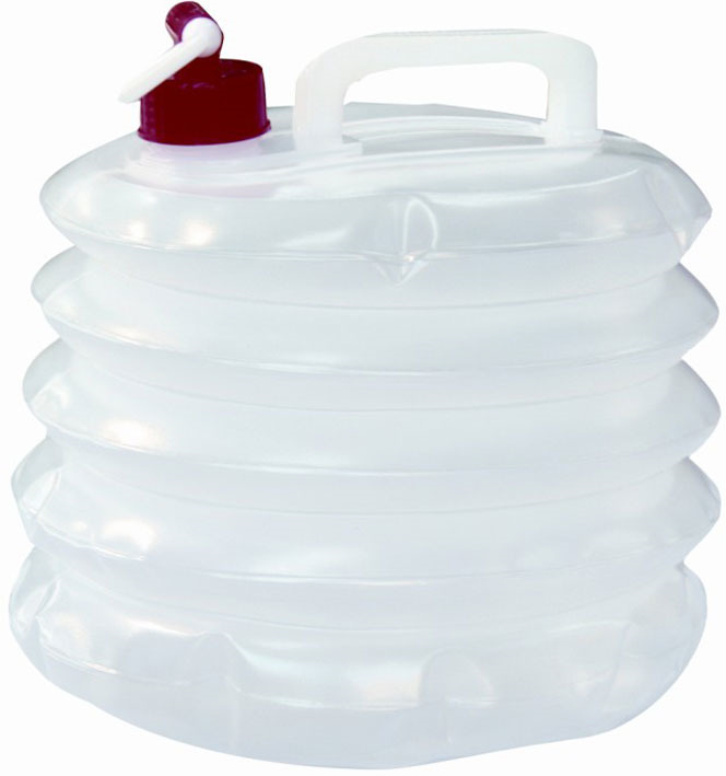 Канистра для воды KingCamp, белый, 8 л
