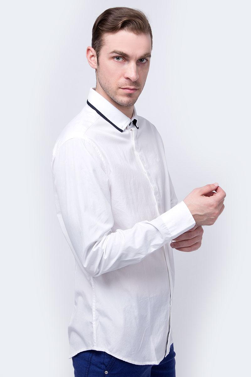 Рубашка Emporio Armani рубашка emporio armani emporio armani em598ebdpnj4