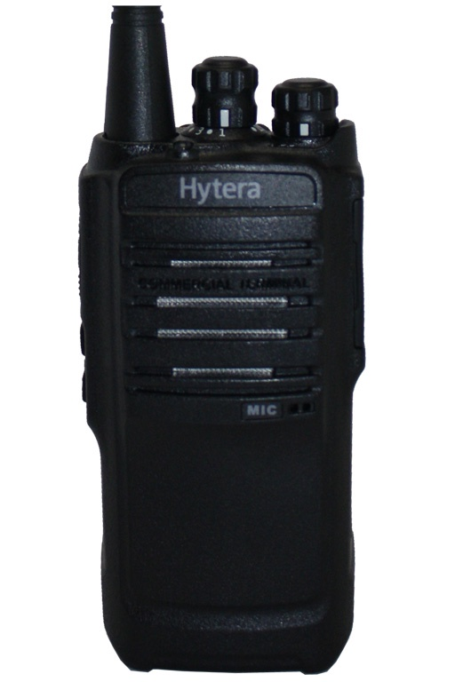 где купить Радиостанция Hytera TC-508 U, черный дешево