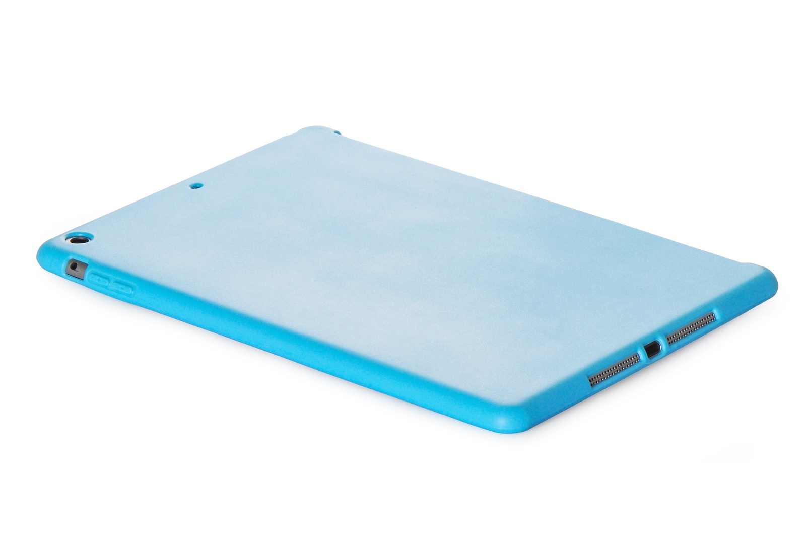 Чехол для планшета Gurdini силиконовый OEM для Apple iPad Air, голубой все цены