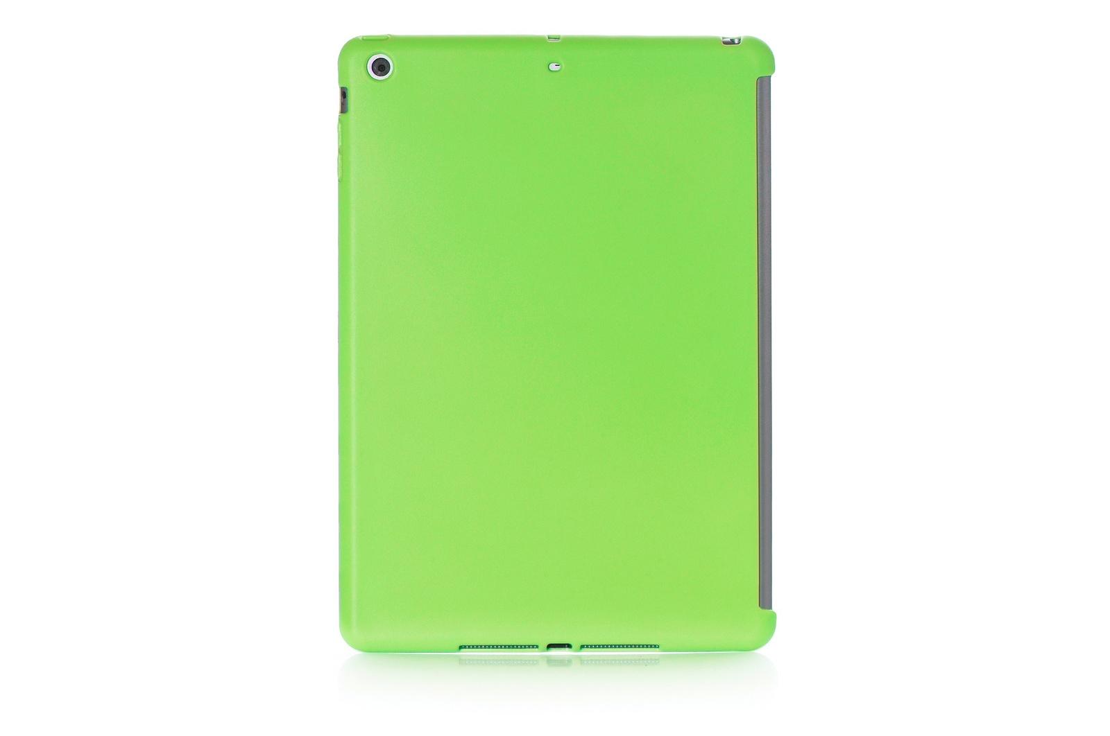 Чехол для планшета Gurdini силиконовый OEM для Apple iPad Air, зеленый все цены