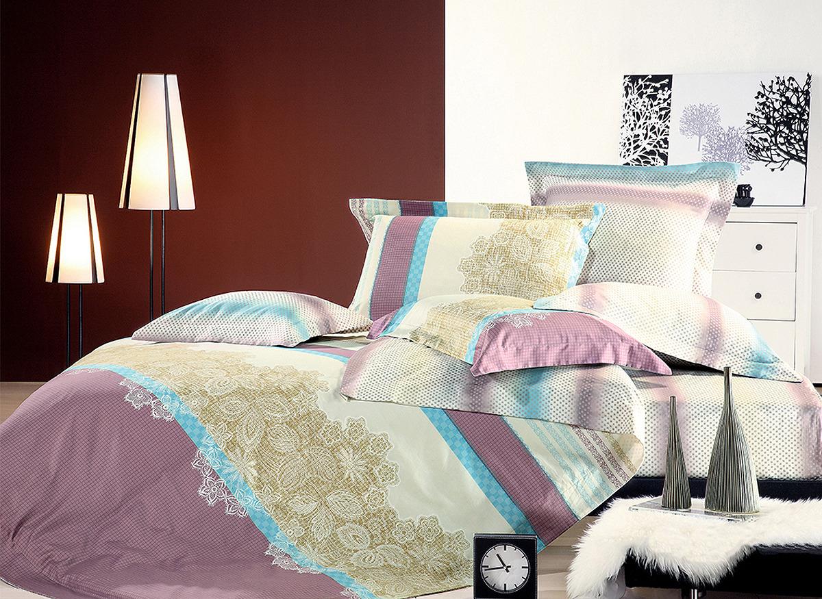 Комплект постельного белья Tiffany's Secret Сонная лощина, евро комплект постельного белья tiffany s secret евро сатин весна n70
