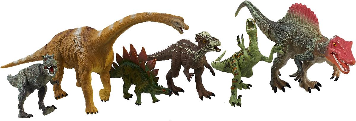 Набор фигурок Phantom Cretaceous, FL6020340/3308-2, 6 шт