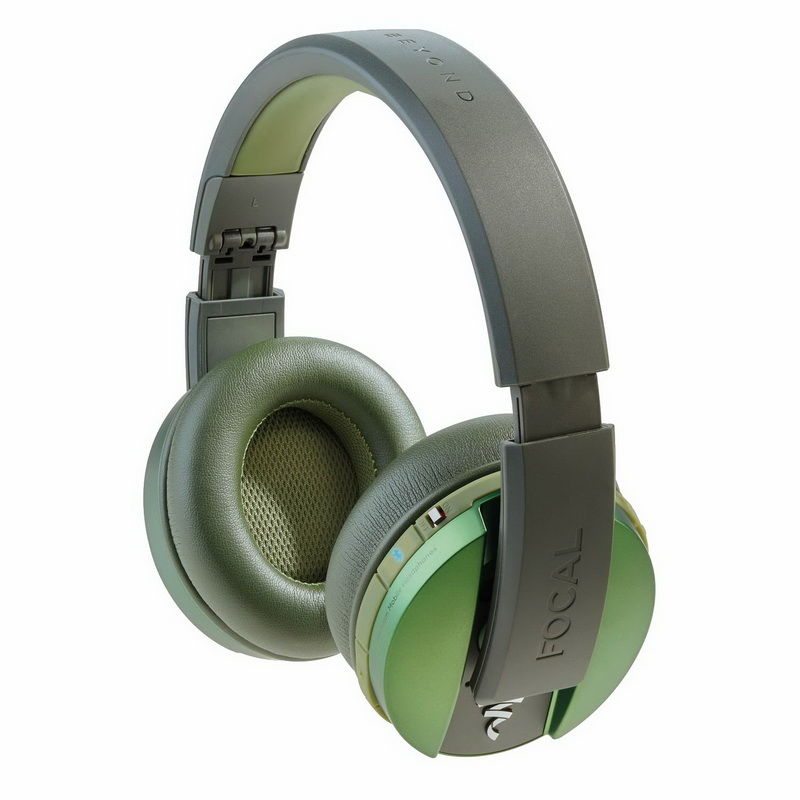 Наушники Focal Listen Wireless Chic Olive