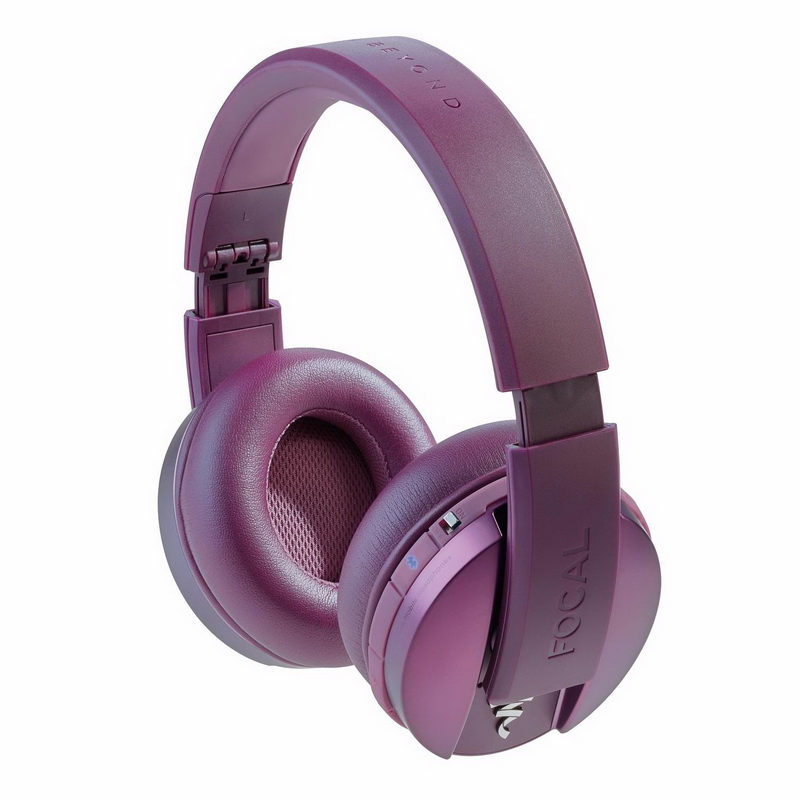 Наушники Focal Listen Wireless Chic Purple