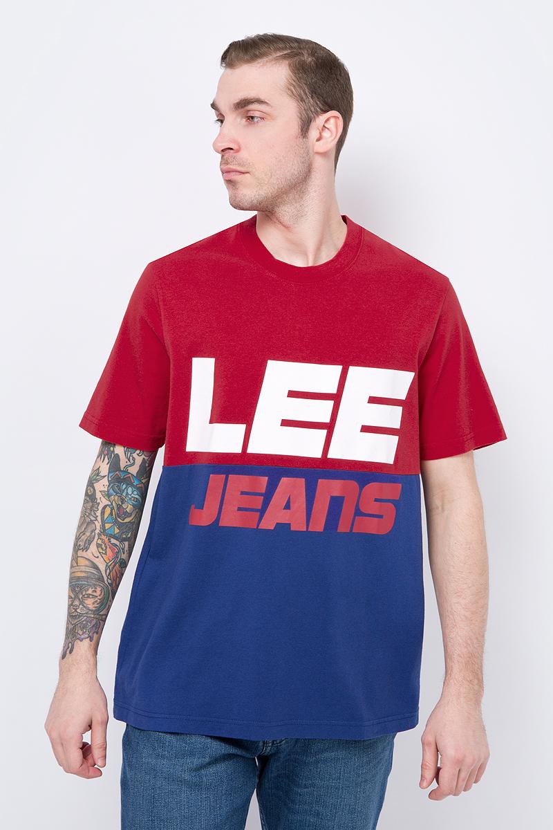 Футболка Lee футболка lee lee le807ewqto89