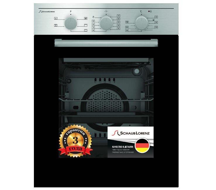 Электрический духовой шкаф Schaub Lorenz SLB EE4610 inox
