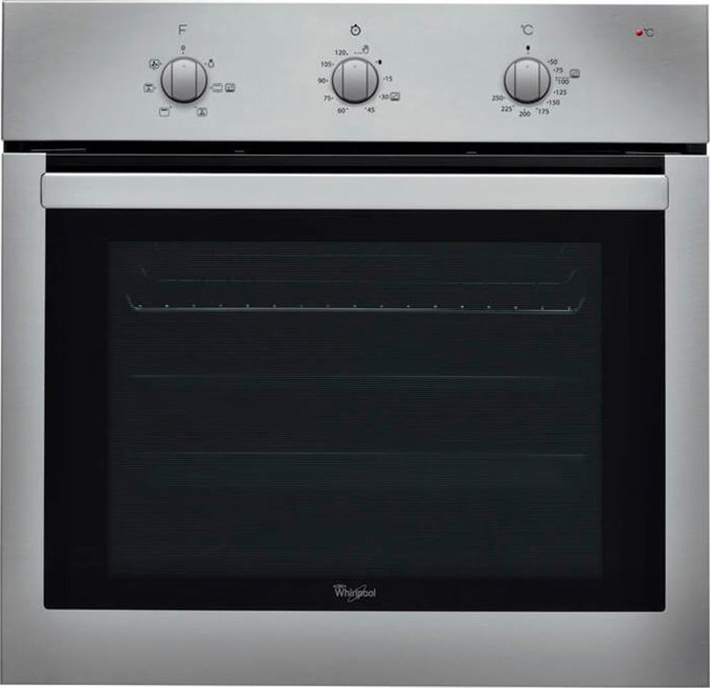 Духовой шкаф Whirlpool AKP 738/IX электрический, встраиваемый, серебристый