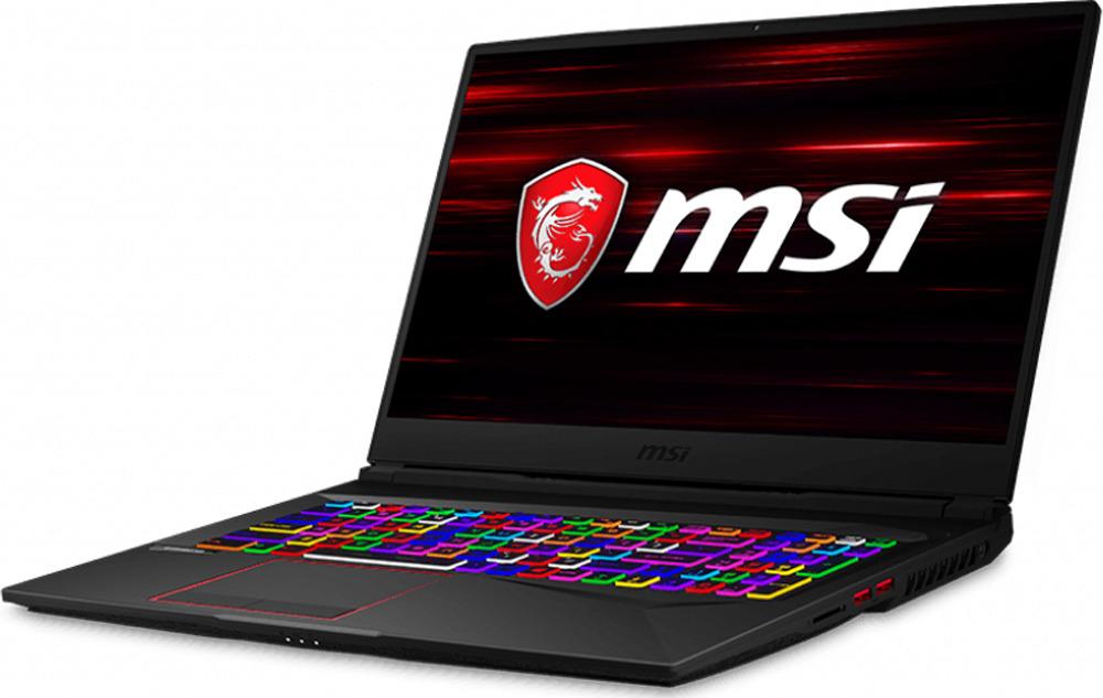 "17.3"" Игровой ноутбук MSI GE75 8SF Raider 9S7-17E212-208, черный"
