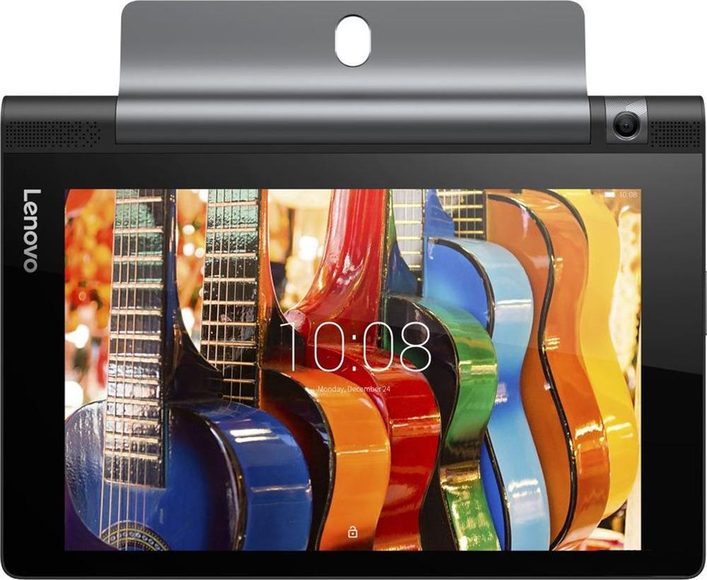 все цены на Планшет Lenovo Yoga Tab 3 8, 16 ГБ, черный онлайн