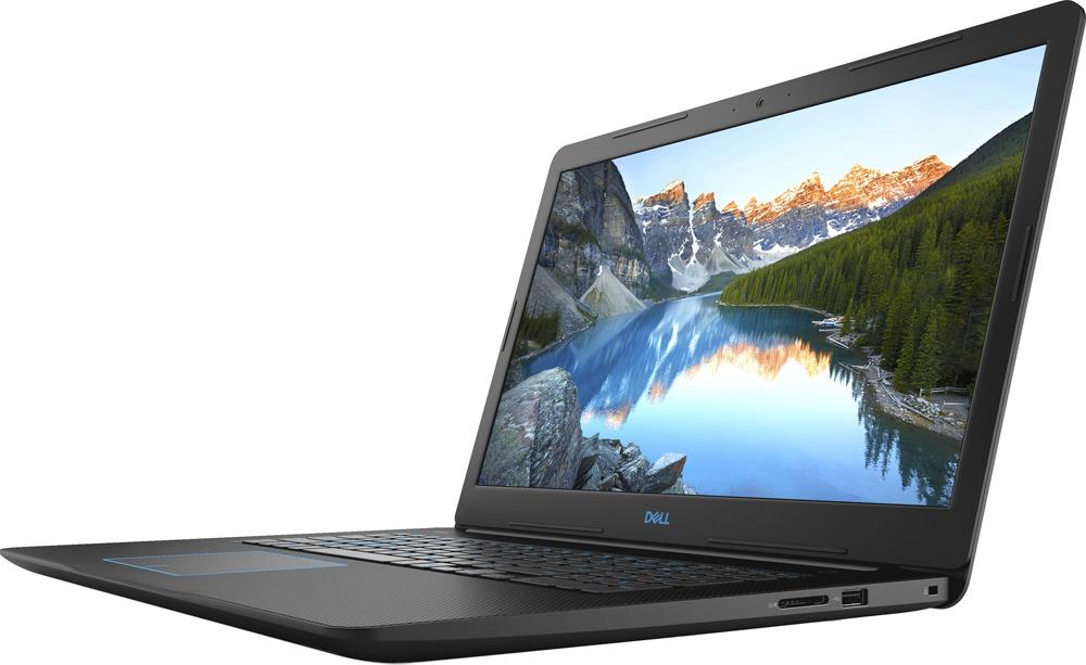 17.3 Игровой ноутбук Dell G3 3779 G317-5362, черный 17 3 игровой ноутбук dell g3 3779 g317 5362 черный