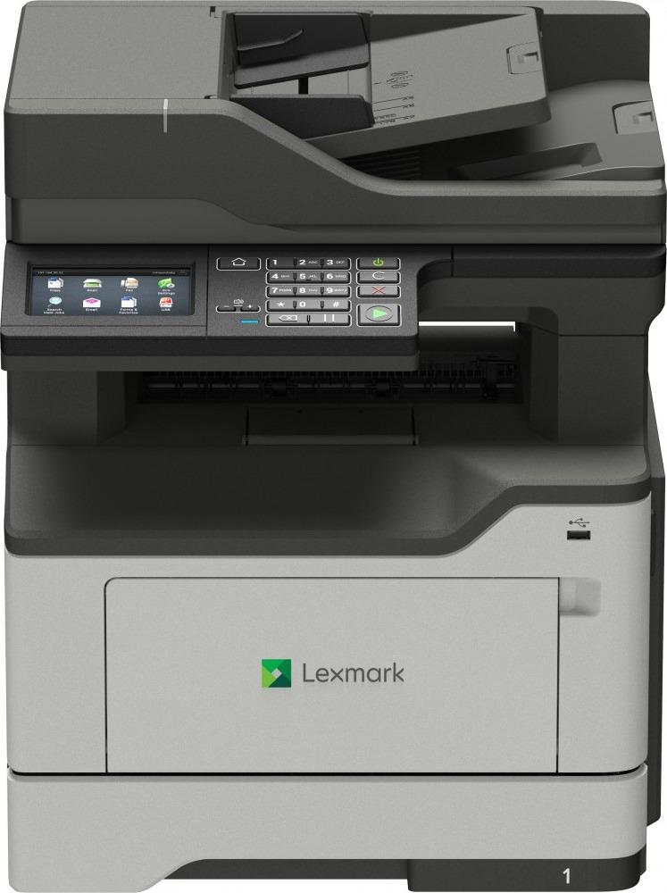 МФУ Lexmark MX421ade, 36S0706, черно-белый Lexmark