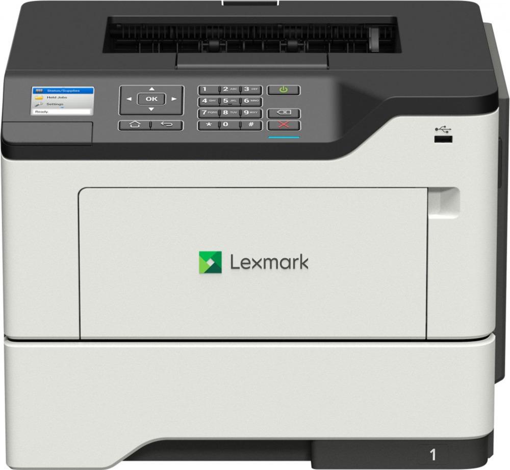 Принтер Lexmark MS621dn, 36S0406, черно-белый
