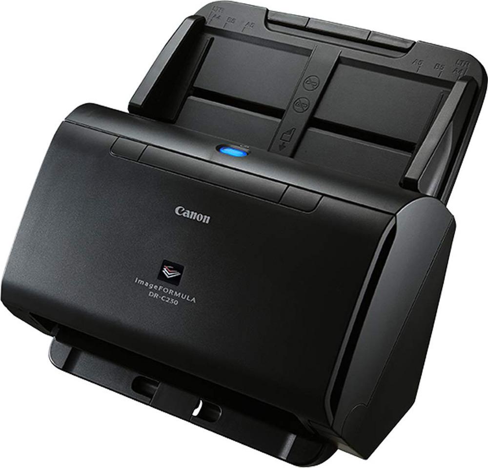 Сканер Canon DR-C230, 2646C003, черный
