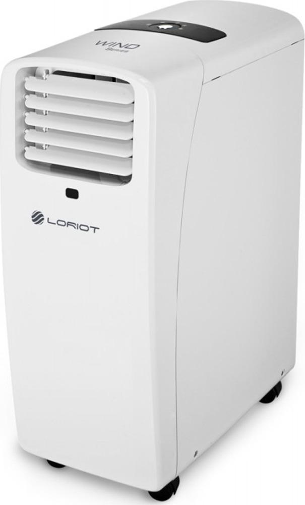 лучшая цена Мобильный кондиционер Loriot Wind LAC-12HP, белый