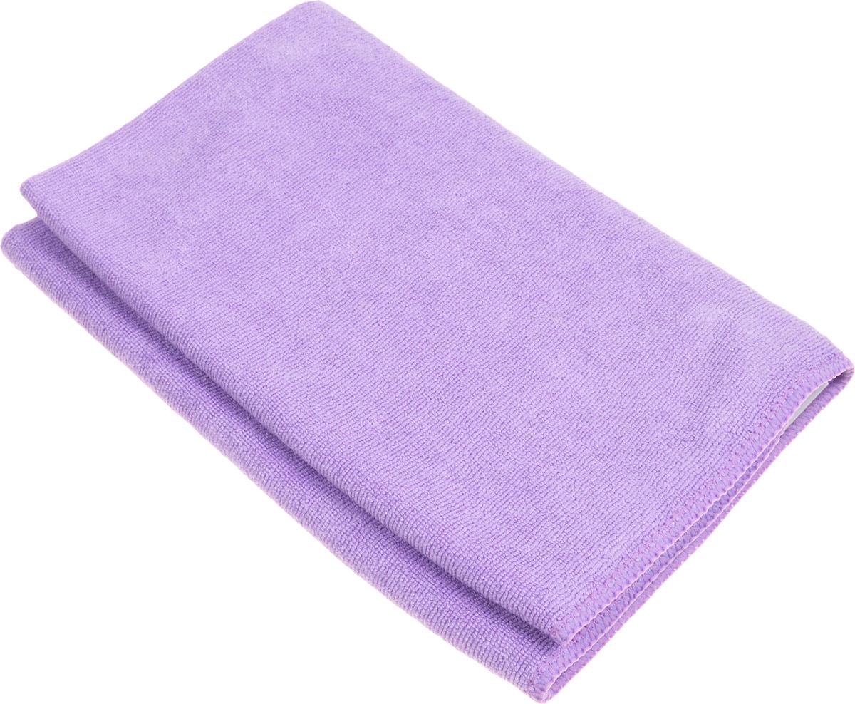 Салфетка для пола Чистюля, цвет: в ассортименте, 50 х 60 см