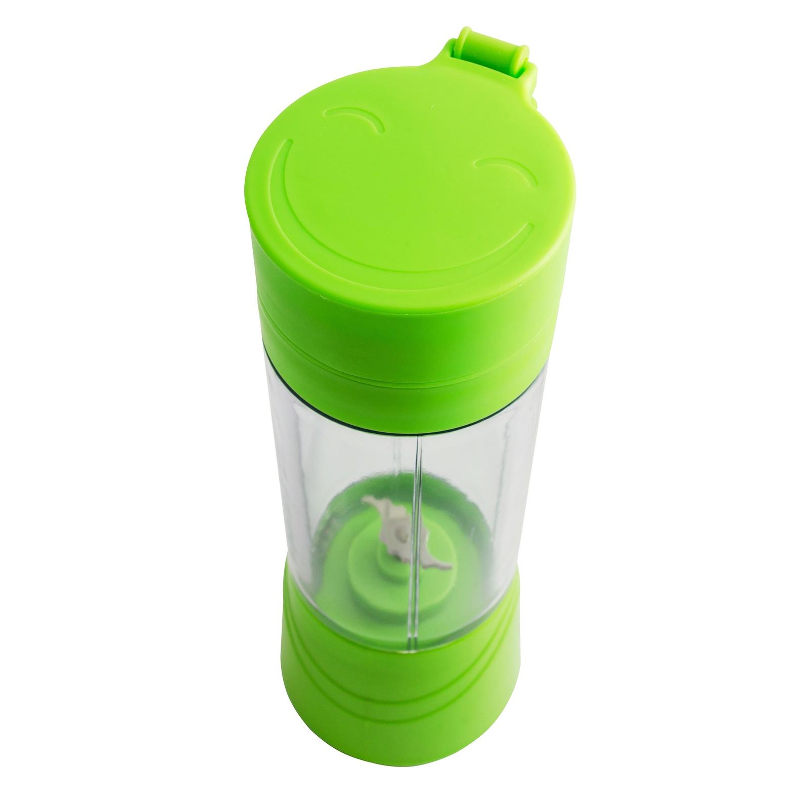 Блендер для смузи портативный на аккумуляторе Take IT X2, цвет:  зеленый Take It