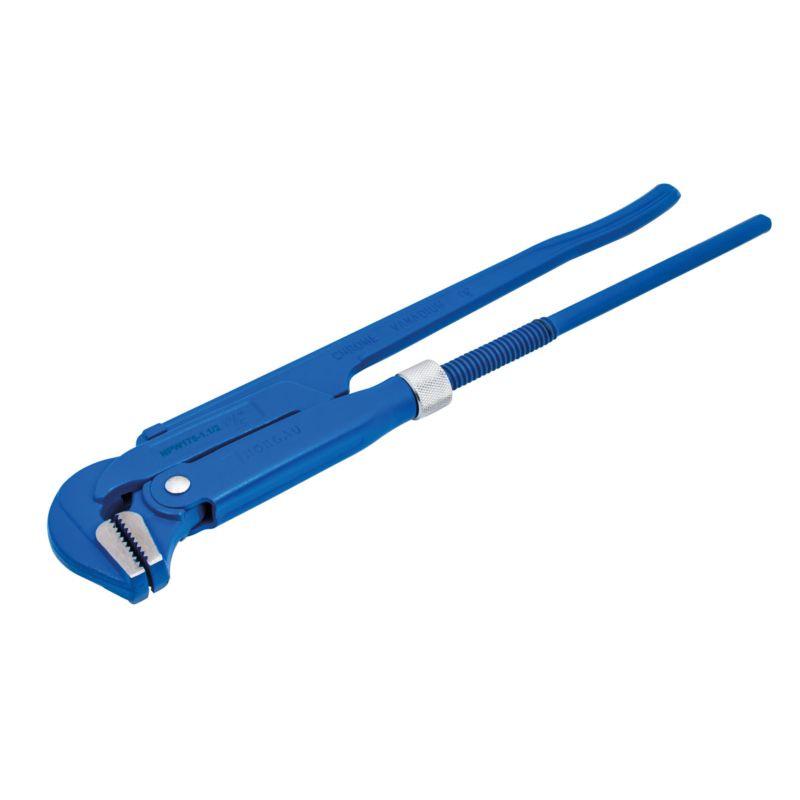 Ключ NORGAU трубный губки под углом 90° 1.1/2, NPW175 клещи vde norgau n278vde 250 067230025
