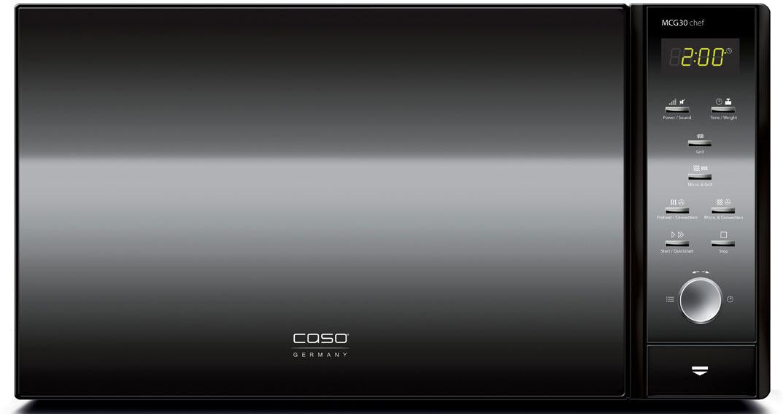 CASO MCG 30 Chef микроволновая печь микроволновая печь свч caso mcg 25 chef black