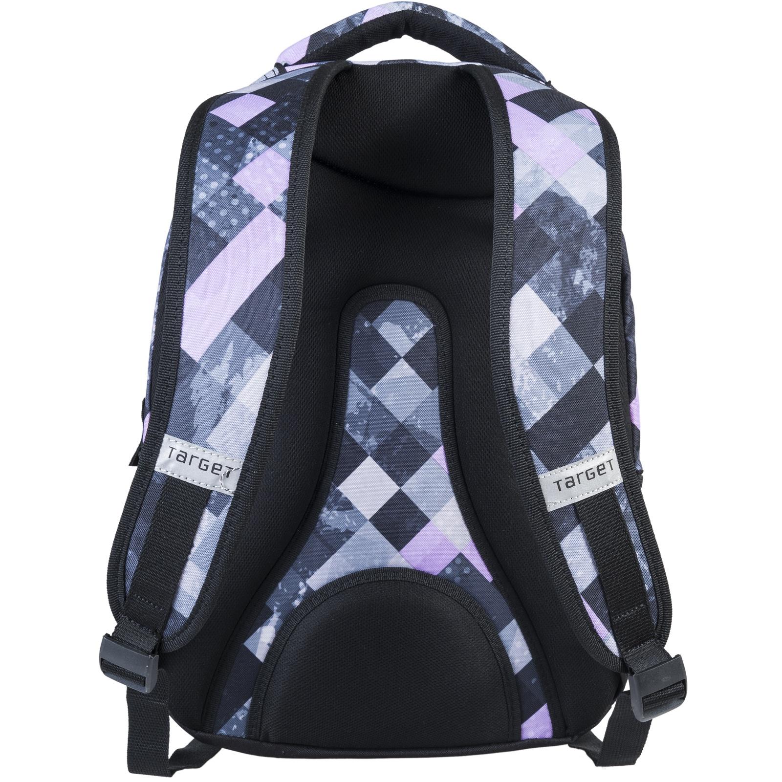 Рюкзак Target ALLOVER, серый, розовый Target Collection