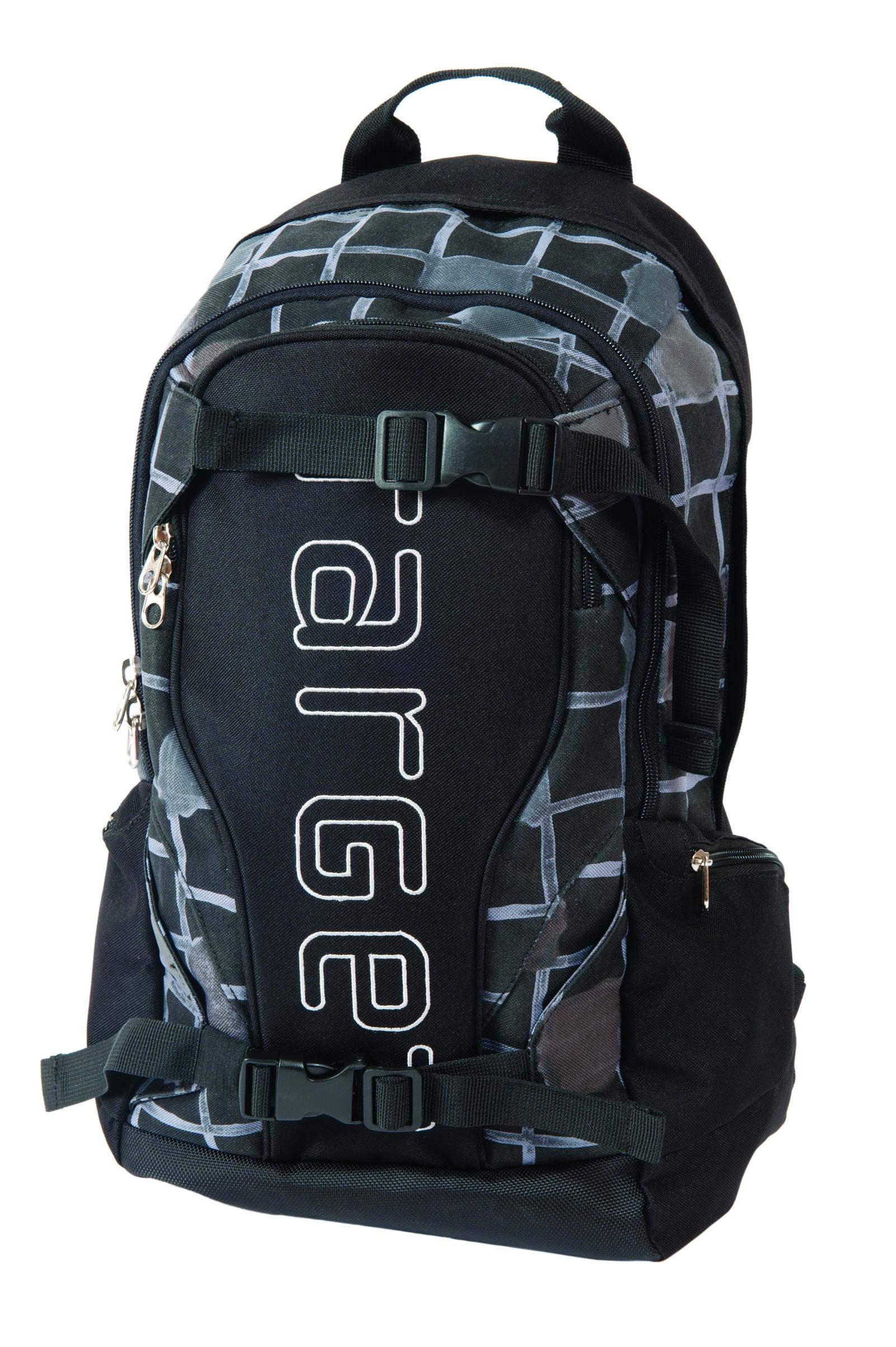 Рюкзак Target KICKFLIP, черный, серый недорго, оригинальная цена