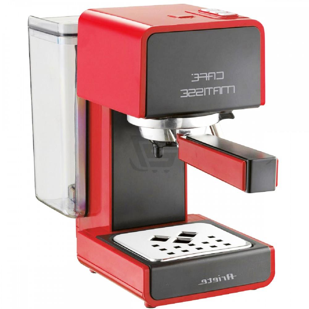 Рожковая кофеварка Ariete 1363 Matisse, красный