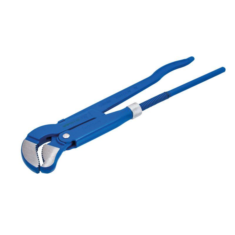 Ключ NORGAU трубный S-образный 1.1/2, NPW100 клещи vde norgau n278vde 250 067230025